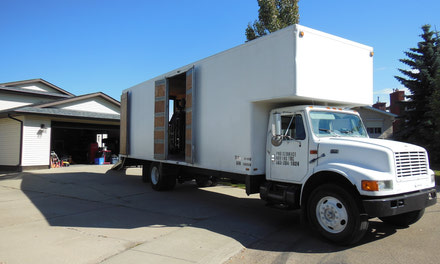 Local, Residential  Moves